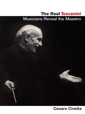 cover image of The Real Toscanini