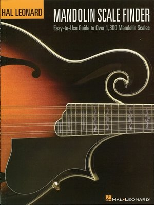 cover image of Mandolin Scale Finder