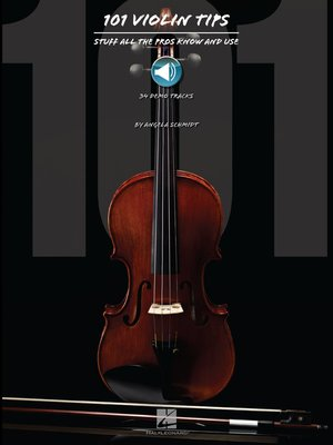 cover image of 101 Violin Tips