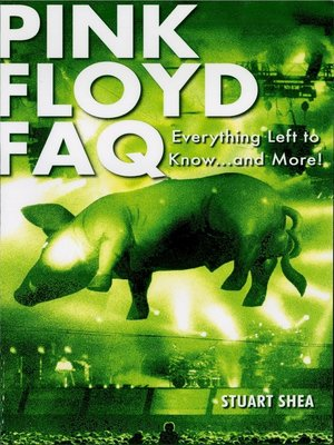 cover image of Pink Floyd FAQ