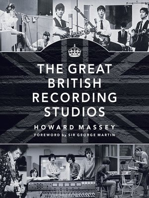 cover image of The Great British Recording Studios