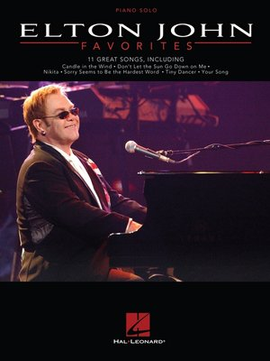 cover image of Elton John Favorites