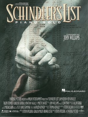 cover image of Schindler's List (Songbook)