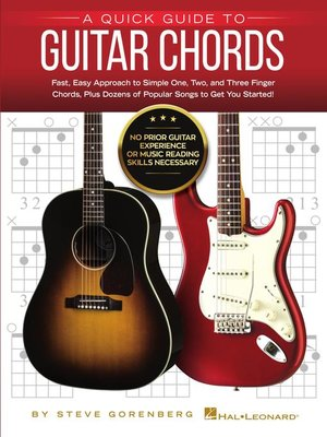 cover image of A Quick Guide to Guitar Chords