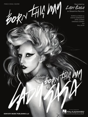 cover image of Born This Way