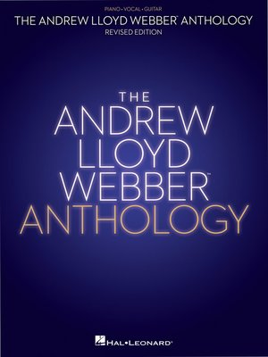 cover image of Andrew Lloyd Webber Anthology  Edition