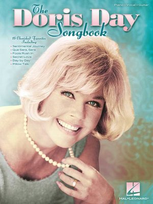 cover image of The Doris Day Songbook