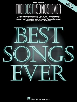 cover image of The Best Songs Ever  (Songbook)