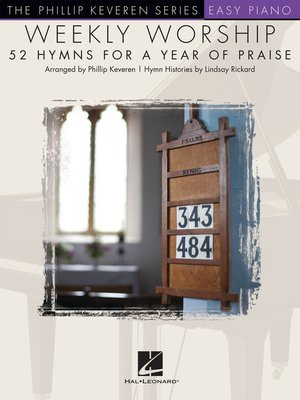 cover image of Weekly Worship Songbook