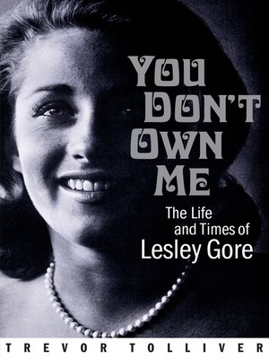 cover image of You Don't Own Me