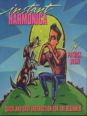 cover image of Instant Harmonica (Music Instruction)