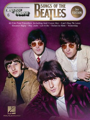 cover image of Songs of the Beatles