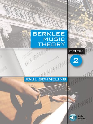cover image of Berklee Music Theory Book 2
