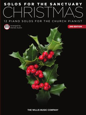 cover image of Solos for the Sanctuary: Christmas