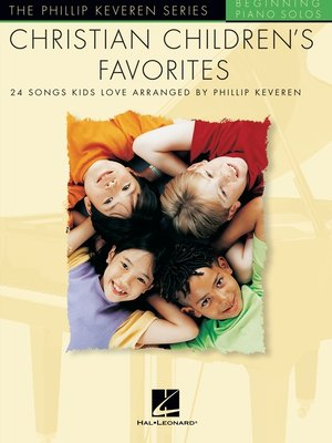 cover image of Christian Children's Favorites Songbooks