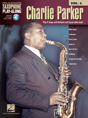 cover image of Charlie Parker Songbook