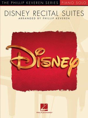 cover image of Disney Recital Suites