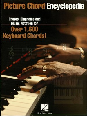 cover image of Picture Chord Encyclopedia for Keyboard