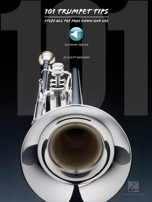 cover image of 101 Trumpet Tips