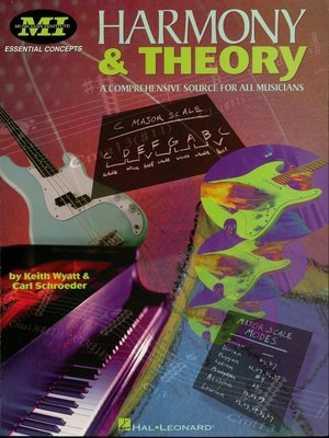 cover image of Harmony and Theory