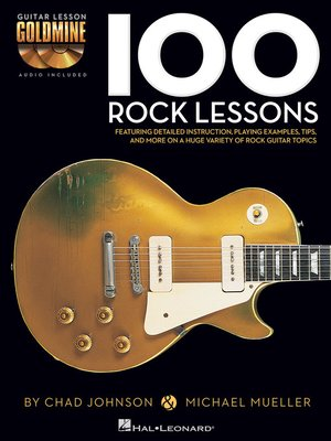 cover image of 100 Rock Lessons