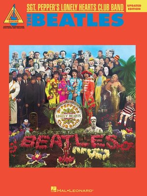 cover image of The Beatles--Sgt. Pepper's Lonely Hearts Club Band Songbook