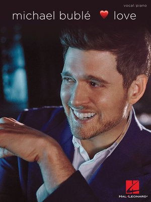 cover image of Michael Buble--Love Songbook