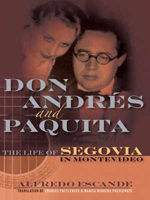 cover image of Don Andres and Paquita