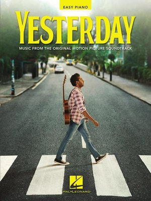 cover image of Yesterday
