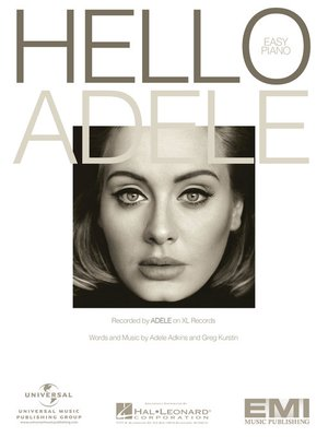 cover image of Hello Sheet Music