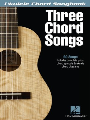 cover image of Three Chord Songs (Songbook)