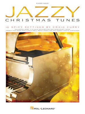 cover image of Jazzy Christmas Tunes