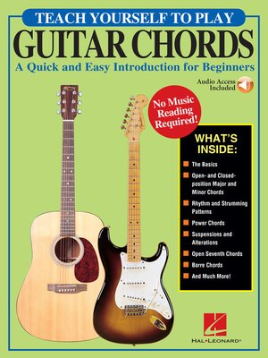 cover image of Teach Yourself to Play Guitar Chords
