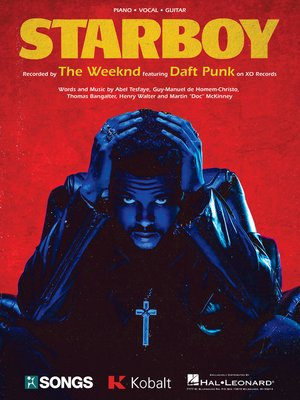 cover image of Starboy