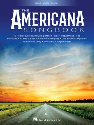 cover image of The Americana Songbook