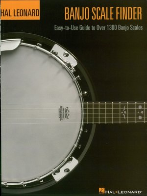 cover image of Banjo Scale Finder--9 inch. x 12 inch.