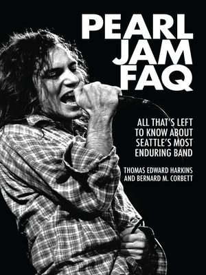 cover image of Pearl Jam FAQ