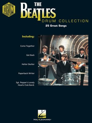 cover image of The Beatles Drum Collection (Songbook)