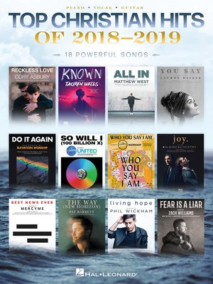 cover image of Top Christian Hits of 2018-2019 Songbook