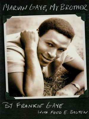 cover image of Marvin Gaye, My Brother