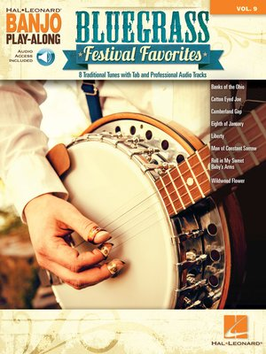cover image of Bluegrass Festival Favorites