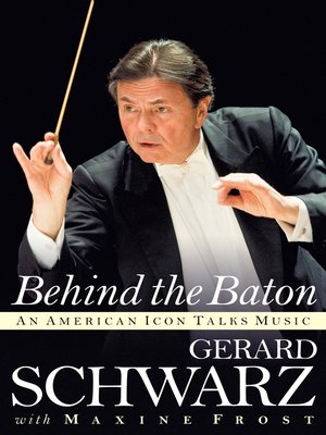 cover image of Behind the Baton