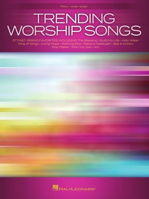 cover image of Trending Worship Songs
