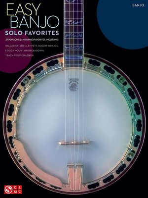 cover image of Easy Banjo Solo Favorites