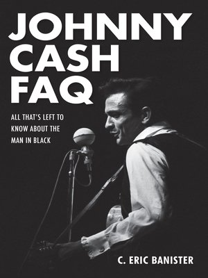 cover image of Johnny Cash FAQ