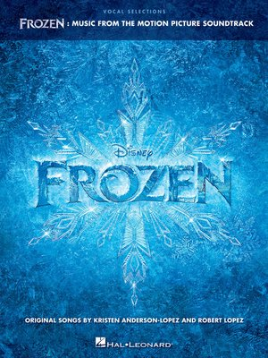 cover image of Frozen--Vocal Selections