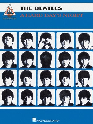 cover image of The Beatles--A Hard Day's Night (Songbook)