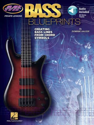 cover image of Bass Blueprints
