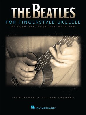 cover image of The Beatles for Fingerstyle Ukulele