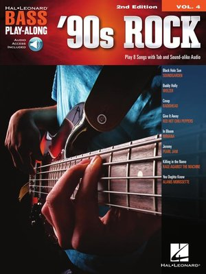 cover image of '90s Rock